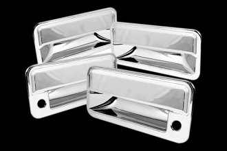Spec-D® - Chrome Tailgate Handle
