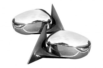Spec-D® RMC-300C05CR - Chrome Side Mirror Covers