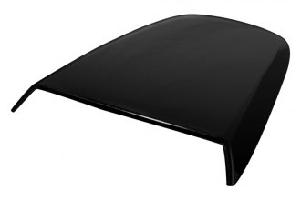 Spec-D® - Black Hood Scoop