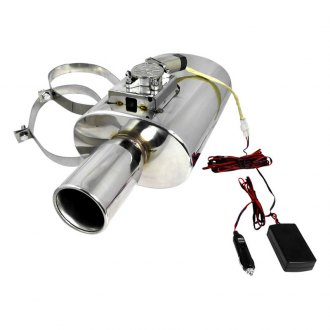 Spec-D® - Apexi N1 Muffler with Electronic Silencer