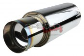 Spec-D® - Apexi N1 Muffler with Burnt Tip