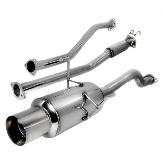 "Spec-D® - N1 Style Cat-Back Exhaust System (2.5"" Inlet)"