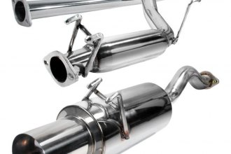 Spec-D® - N1 Style™ Stainless Steel Cat-Back Exhaust System