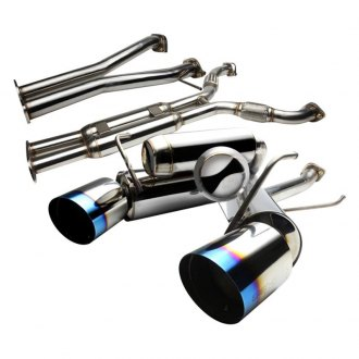 Spec-D® - N1 Style 304 SS Cat-Back Exhaust System
