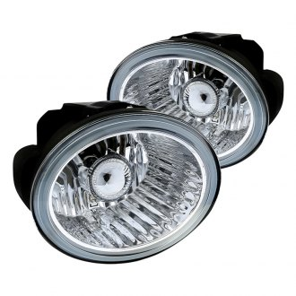 Spec-D® - OE Style Fog Lights With Chrome Trim