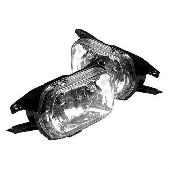 Spec-D® - Chrome Crystal Fog Lights
