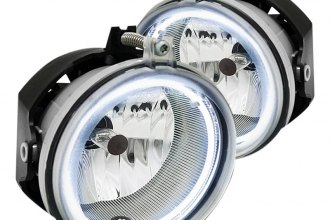 Spec-D® - Chrome CCFL Halo Fog Lights G2
