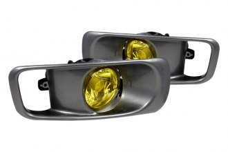 Spec-D® - Yellow Fog Lights