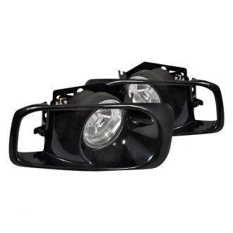 Spec-D® - Chrome OEM Style Fog Lights with Wiring Kit