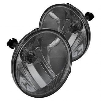 Spec-D® - Smoke OEM Style Fog Lights without Wiring Kit