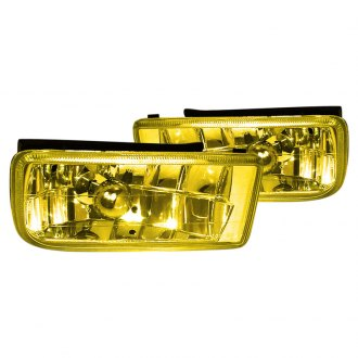 Spec-D® - Yellow Crystal Fog Lights