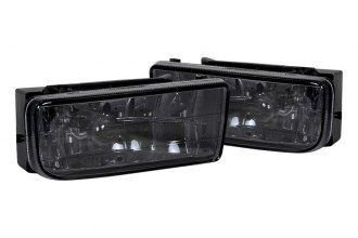 Spec-D® - Smoke Crystal Fog Lights