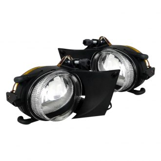 Spec-D® - Black OEM Style Fog Lights without Wiring Kit