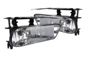 SPEC-D� - Chrome OEM Style Fog Lights