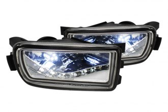 Spec-D® - Chrome Fog Lights with LEDs