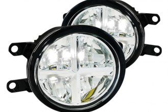 Spec-D® - Chrome LED Fog Lights