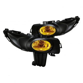 Spec-D® - Yellow Factory Style Fog Lights
