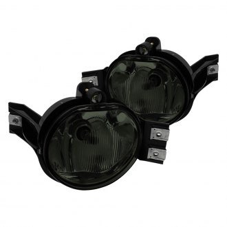 Spec-D® - Smoke OEM Style Fog Lights without Wiring