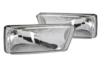 Spec-D® - Chrome OEM Style Fog Lights
