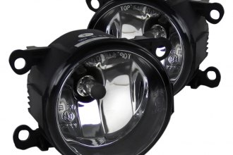 Spec-D® - Chrome Fog Lights with Wiring