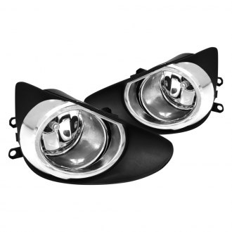 Spec-D® - Factory Style Fog Lights with Chrome Trim