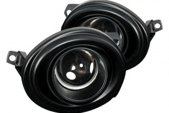 Spec-D® - Black Projector Fog Lights