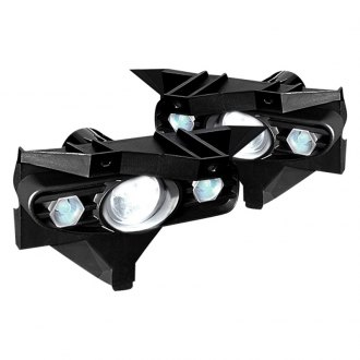 Spec-D® - Chrome Projector Fog Lights