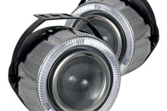 Spec-D® - 7 Color Halo Projector Fog Light