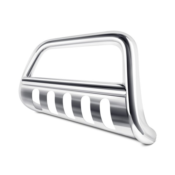 Spec-D® - Stainless Steel Bull Bar with Skid Plate