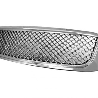 Spec-D® - Matte Chrome Main Grille