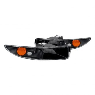 Spec-D® - Black Bumper Lights