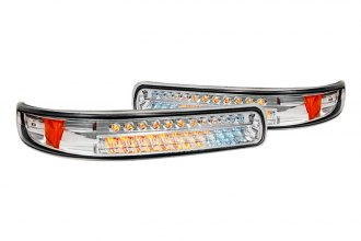 Spec-D® - Chrome LED Bumper Lights