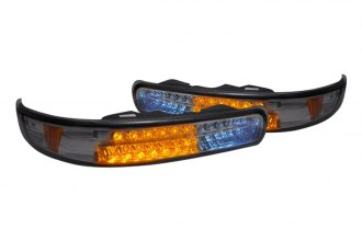 Spec-D® - Smoke LED Bumper Lights
