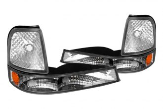 Spec-D® - Chrome Corner Lights