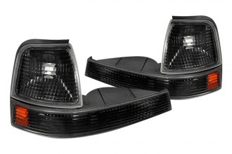 Spec-D® - Black Corner Lights