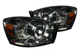 Spec-D® - Smoke Euro Headlights