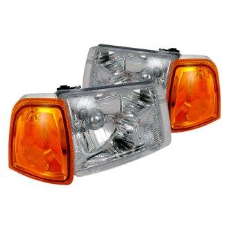 2002 ford ranger lights headlights tail lights leds. Black Bedroom Furniture Sets. Home Design Ideas