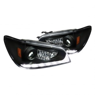 Spec-D® - Black Projector LED Headlights