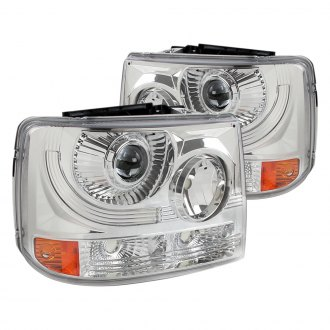 Spec-D® - Chrome Conversion Projector Headlights