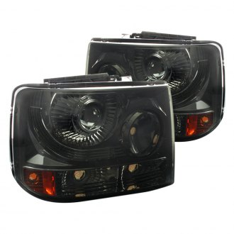 Spec-D® - Black Conversion Projector Headlights