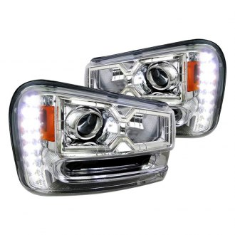 Spec-D® - Chrome Projector Headlights G2