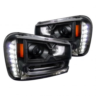 Spec-D® - Black Projector Headlights G2