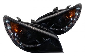 Spec-D® - Smoke Projector Headlights with LEDs