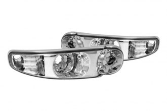 Spec-D® - Chrome Bumper Lights