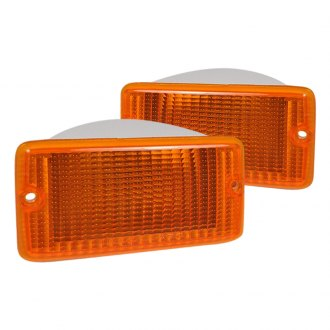 Spec-D® - Amber Bumper Lights