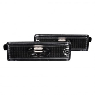 Spec-D® - Black/Smoke Rear Bumper Lights