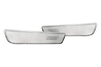 Spec-D® - Chrome Rear Bumper Lights