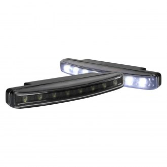 Spec-D® - 158mm LED Daytime Running Light Kit