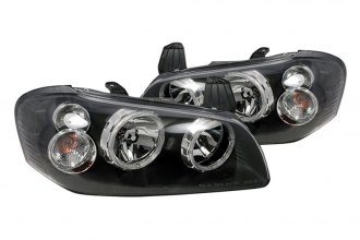 Spec-D® - Black Halo Headlights