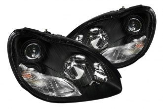Spec-D® - Black Projector Headlights